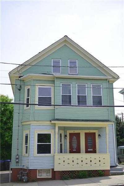 Providence Multi Family Home For Sale: 93 E George St