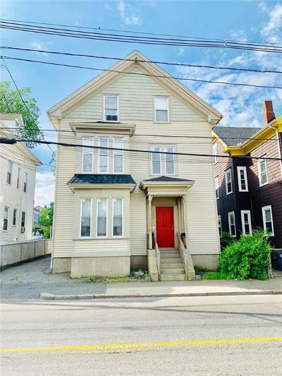Providence Multi Family Home For Sale: 320 Orms St
