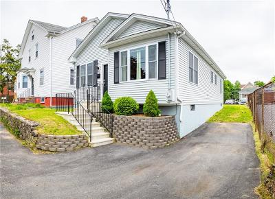 Providence Single Family Home Act Und Contract: 74 Ashton St