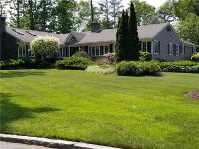 Smithfield Single Family Home Act Und Contract: 7 Maplecrest Dr