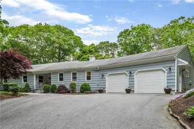East Greenwich Single Family Home For Sale: 1597 Middle Rd