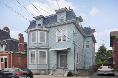Providence Multi Family Home For Sale: 153 Sutton St