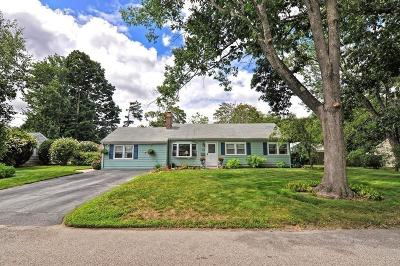 Bristol County Single Family Home For Sale: 5 Congress Rd