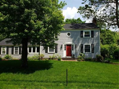 Bristol County Single Family Home For Sale: 107 Ferry Lane