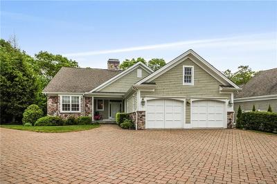 Westerly Single Family Home Act Und Contract: 7 Newbury Dr