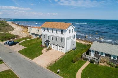 Narragansett Single Family Home For Sale: 45 Major Arnold Rd