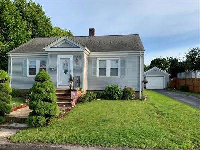 Middletown Single Family Home Act Und Contract: 21 Oakwood Rd
