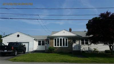 Johnston Single Family Home Act Und Contract: 86 Victor Av