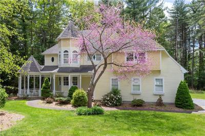 North Kingstown Single Family Home Act Und Contract: 32 Coriander Lane
