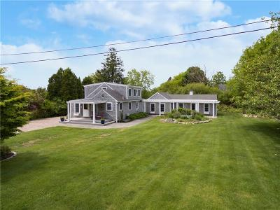 South Kingstown Single Family Home Act Und Contract: 34 Bayberry Av