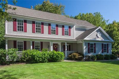 North Kingstown Single Family Home Act Und Contract: 156 Fieldstone Lane