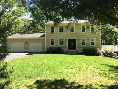 Smithfield Single Family Home For Sale: 126 Stillwater Road