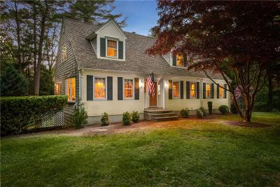 Glocester Single Family Home For Sale: 51 Briarwood Rd