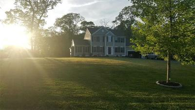 Tiverton Single Family Home Act Und Contract: 420 Cottrell Rd