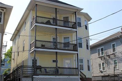 Woonsocket Multi Family Home For Sale: 494 Grove St