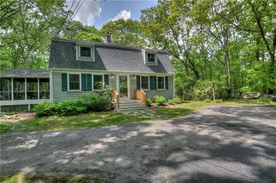 Exeter Single Family Home Act Und Contract: 54 Plantation Dr