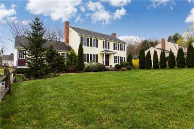 Cumberland Single Family Home Act Und Contract: 55 Lonesome Pine Rd