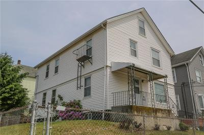 Pawtucket Multi Family Home For Sale: 43 - 45 Larch St