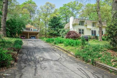 North Kingstown Multi Family Home For Sale: 215 Congdon Hill Rd