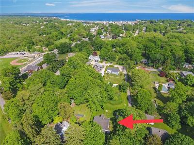 Narragansett Single Family Home For Sale: 19 Prospect Avenue