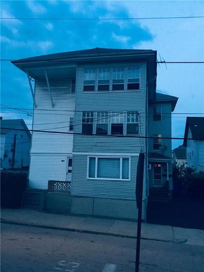 Central Falls Multi Family Home Act Und Contract: 545 Pine St