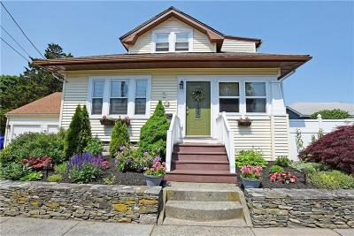 East Providence Single Family Home Act Und Contract: 9 Harvey Av