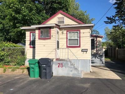 Warwick Single Family Home Act Und Contract: 78 Fuller St