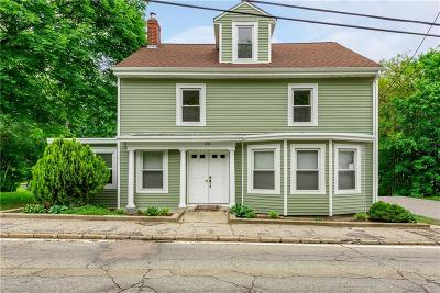 Lincoln Single Family Home For Sale: 131 School St