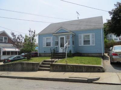 Cranston Single Family Home For Sale: 10 Reeves Pl