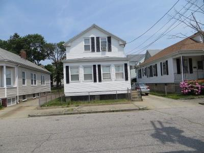 Cranston Single Family Home For Sale: 13 Roland Av