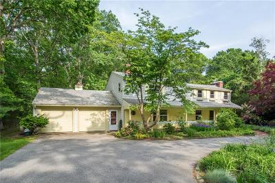 Bristol County Single Family Home For Sale: 385 Sowams Rd