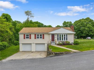 Johnston Single Family Home Act Und Contract: 17 Rowena Dr