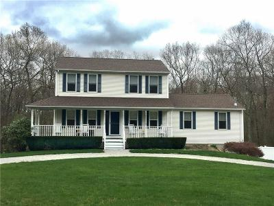 Scituate Single Family Home For Sale: 121 Eagle Dr