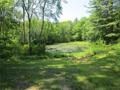 North Smithfield Residential Lots & Land For Sale: 735 Black Plain Rd