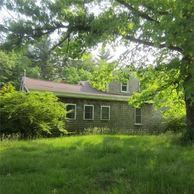 Glocester Single Family Home For Sale: 174 Pulaski Rd