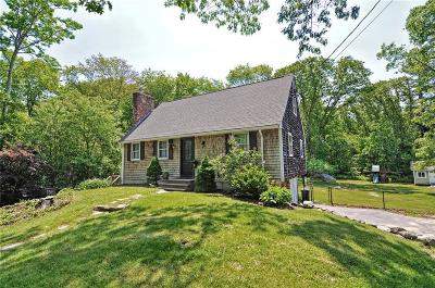 Swansea Single Family Home Act Und Contract: 400 Baker Rd
