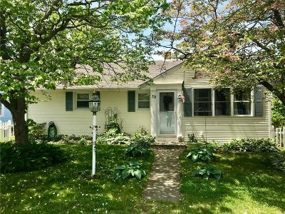North Providence Single Family Home For Sale: 13 Friendship St