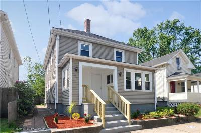Cranston Single Family Home For Sale: 268 Northup St
