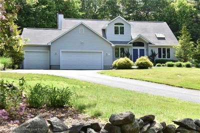 Smithfield Single Family Home For Sale: 63 Tarkiln Rd