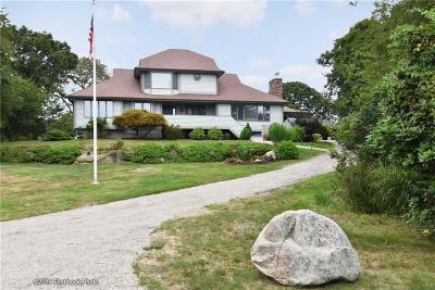 South Kingstown Single Family Home For Sale: 34 Slope Av