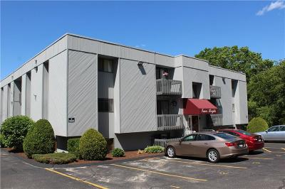 Woonsocket Condo/Townhouse Act Und Contract: 78 Saint Joseph St, Unit#11 #11