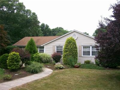 Glocester Single Family Home For Sale: 325 Sawmill Rd