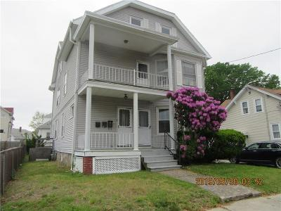 Woonsocket Multi Family Home For Sale: 225 Knight St