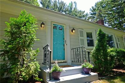 Bristol County Single Family Home For Sale: 14 Ellis St