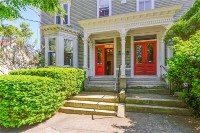 East Side Of Providence RI Condo/Townhouse For Sale: $649,000