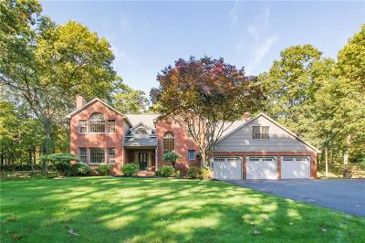 East Greenwich Single Family Home Act Und Contract: 140 Watch Hill