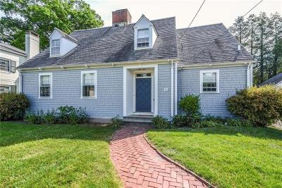 East Providence Single Family Home For Sale: 50 Drowne Pkwy
