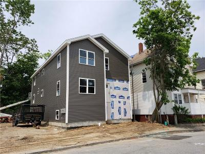 Providence Multi Family Home For Sale: 317 Sayles St