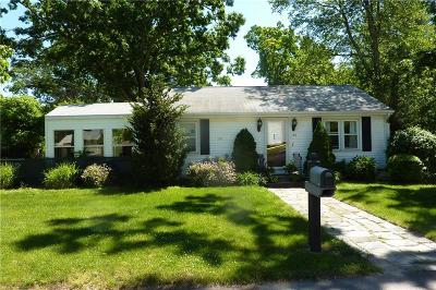 Warwick Single Family Home For Sale: 134 Monroe St