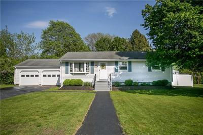 Portsmouth Single Family Home Act Und Contract: 34 Watson Dr